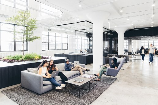 Squarespace's New Headquarters Is the Envy of New York