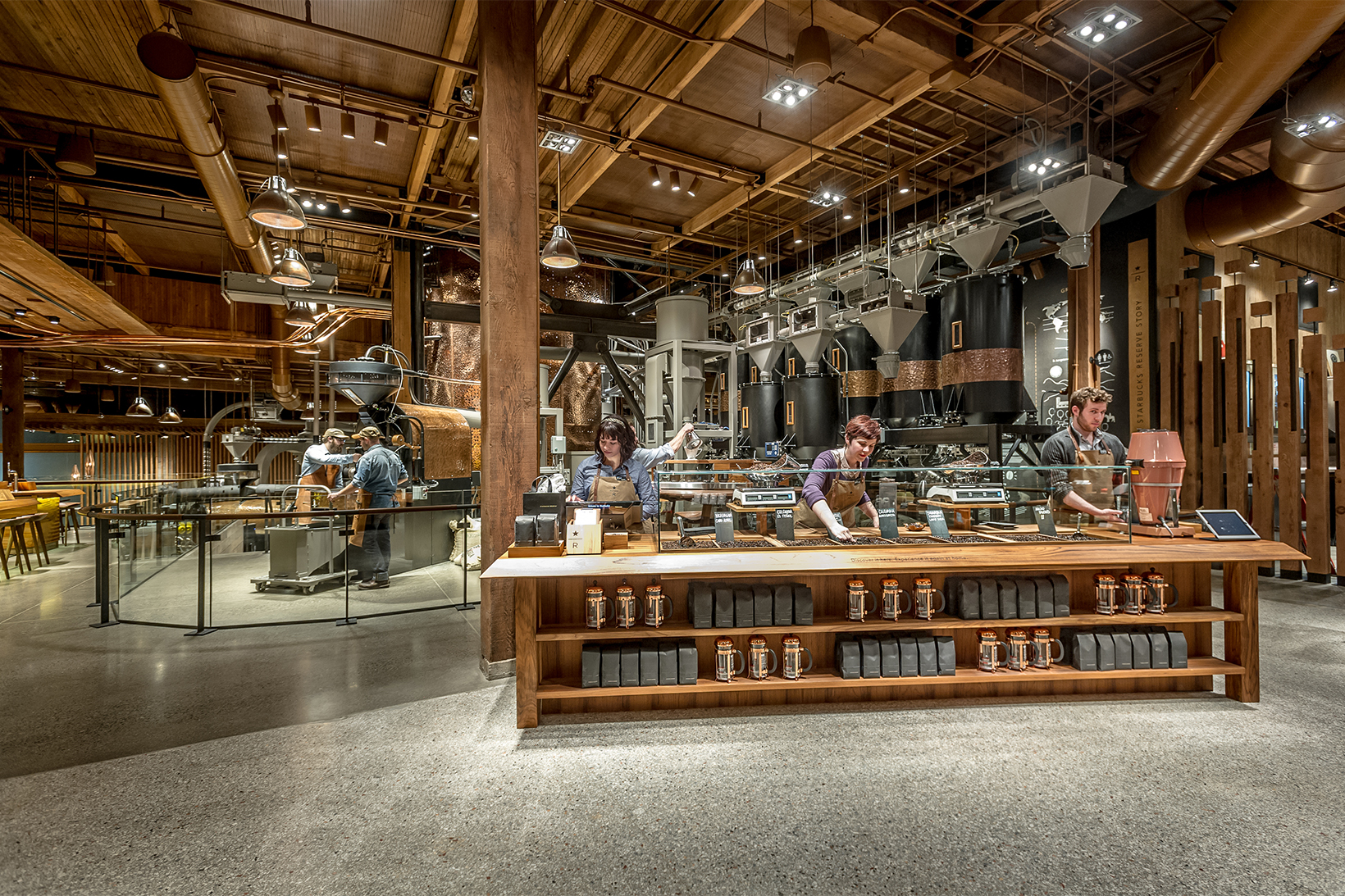 Starbucks Is Bringing Its Reserve Roastery to Tokyo