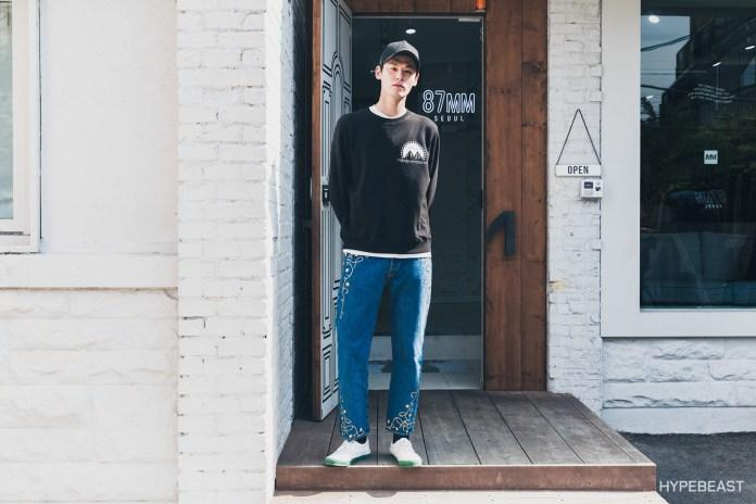 Streetsnaps: Kim Won Joong of 87mm