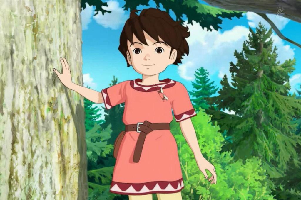 Ronia the Robber's Daughter, Amazon series, Studio Ghibli