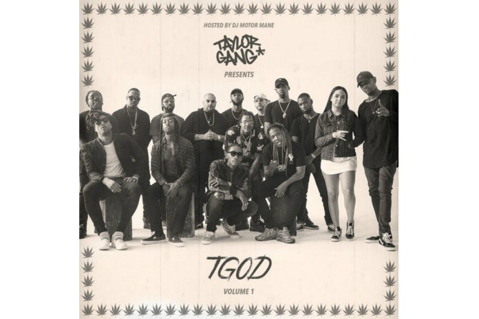 Stream Wiz Khalifa & Taylor Gang's New Mixtape, 'TGOD Vol. 1'
