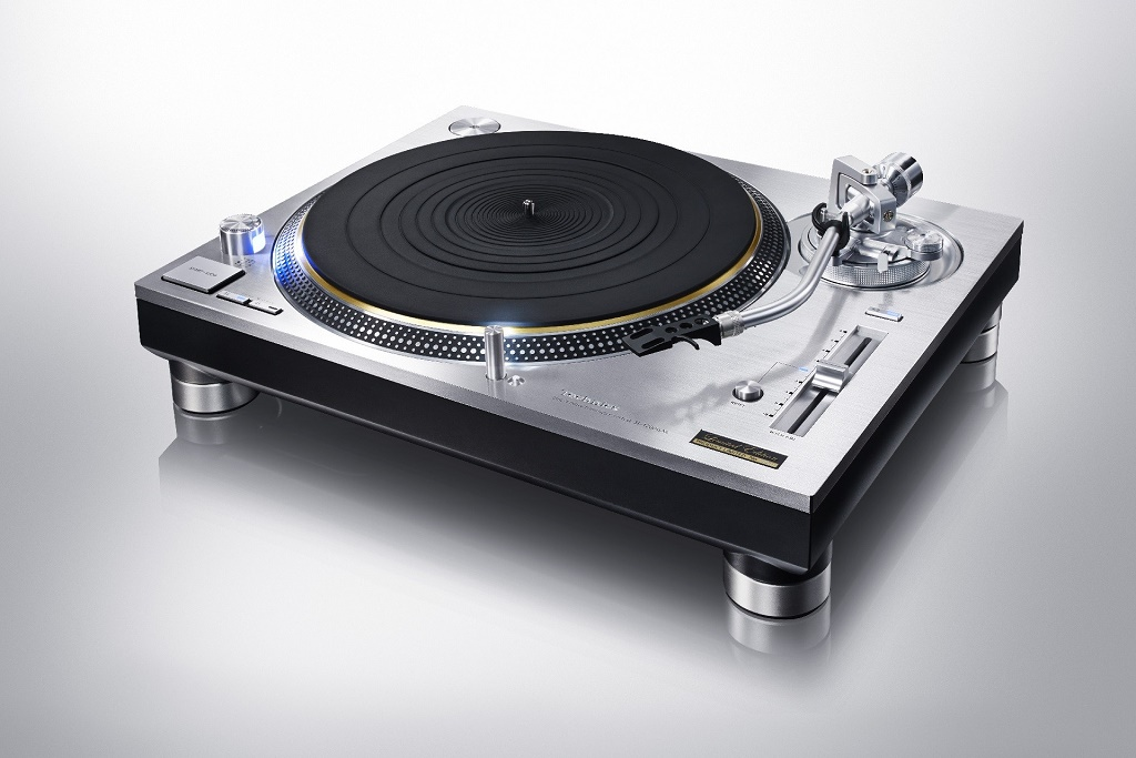 The New Technics SL-1200G Turntable Arrives With Completely Revamped Components