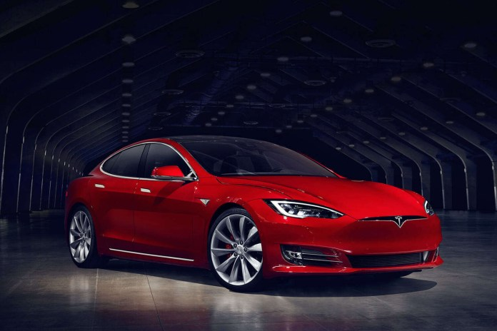 The Tesla Model S Has Outsold Every Other Luxury Sedan in the U.S.