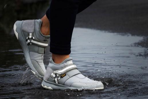 Teva Steps Into Fall With the Arrowood Evo Neoprene Sneaker