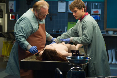 Things Start to Get Creepy at the Morgue in New Teaser Trailer for 'The Autopsy of Jane Doe'