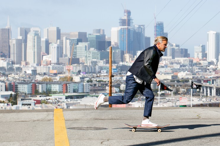 """The Hill-Side x UNIONMADE """"San Francisco"""" Lookbook"""