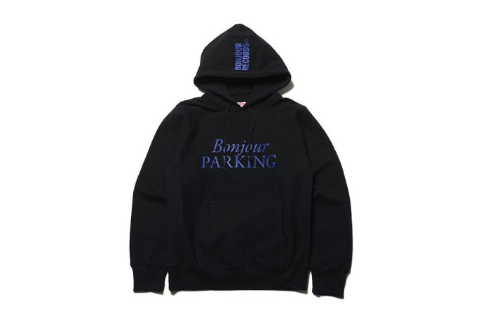 THE PARK · ING GINZA & bonjour records Collaborate on a New Capsule