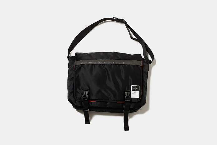 THE PARK • ING GINZA Exclusive HEAD PORTER x fragment design School Bag