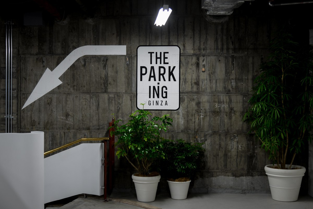 THE PARK・ING GINZA Is Hosting a Midnight Market Pop-Up
