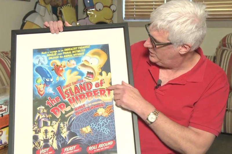 'The Simpsons' Writer Kevin Curran Dies at 59