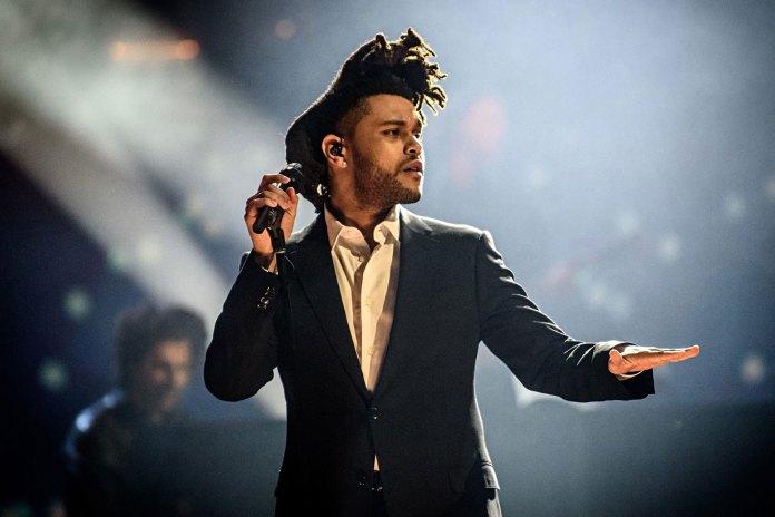 Weeknd tour dates in Brisbane