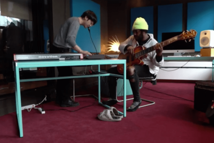 Watch Thundercat's Epic 11-Minute Jam Session With Crystal