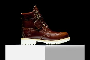 Timberland Releases Two Luxe Iterations of Its Brogue Waterproof Boot