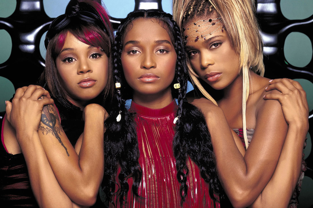"""TLC Returns With Two New Songs, """"Haters"""" & """"Joyride"""""""