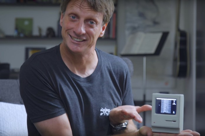 Tony Hawk Has Been Collecting Cutting Edge Gadgets Since the '80s
