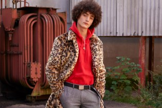Take a Look at Topman's 2016 Christmas Lookbook Shot by Gosha Rubchinskiy