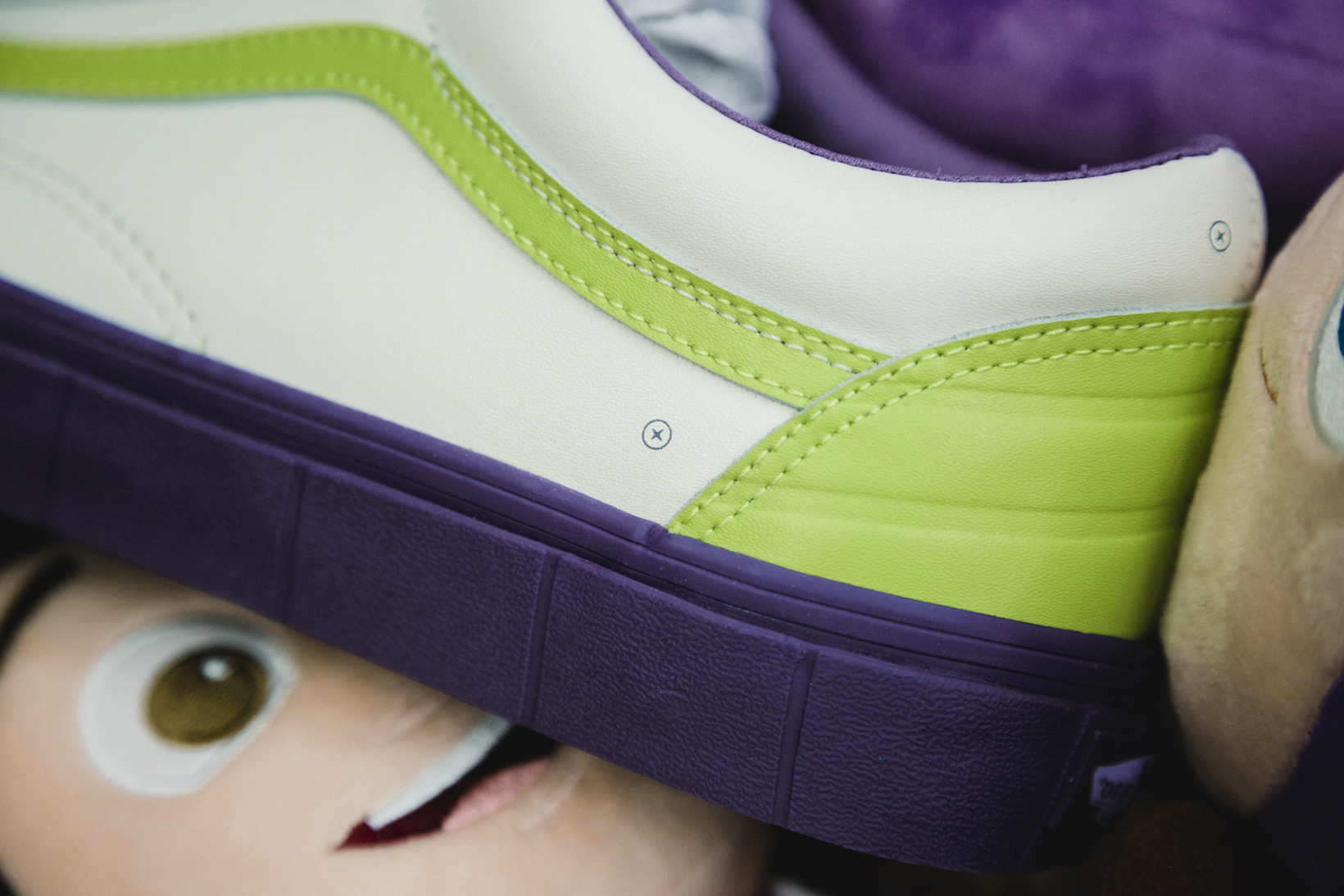 Toy Story Vans Sneakers Woody Buzz Lightyear Disney - 1765035