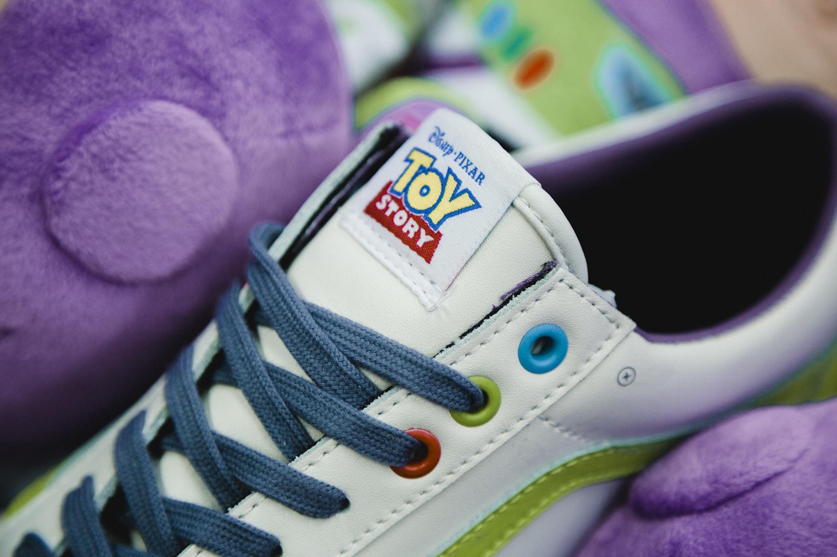 Toy Story Vans Buzz