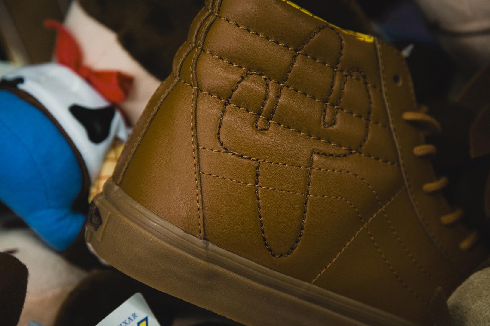 Toy Story Vans Sneakers Woody Buzz Lightyear Disney - 1765034
