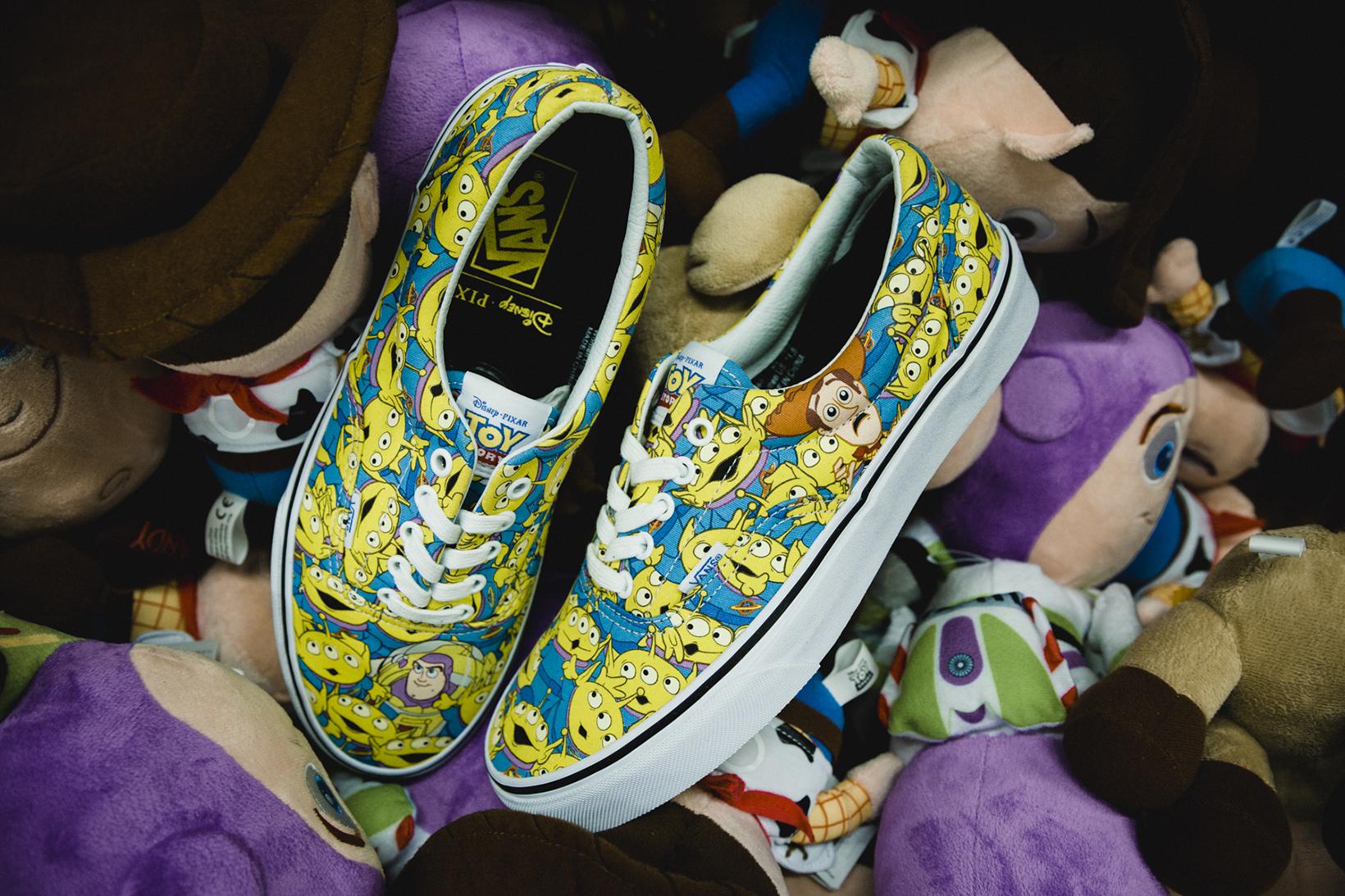 Toy Story Vans Sneakers Woody Buzz Lightyear Disney - 1765027