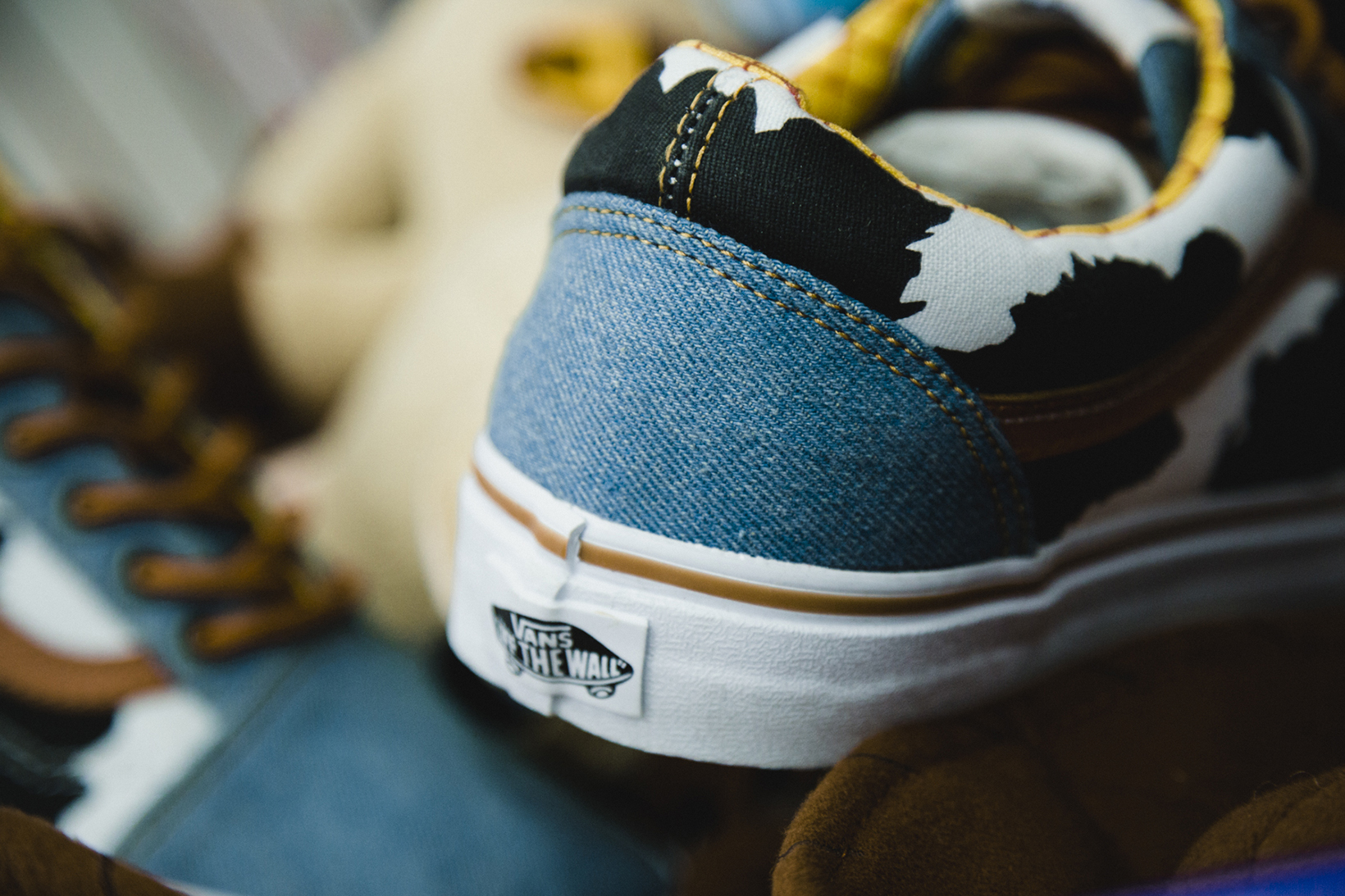 Vans Toy Story Woody Old Skool