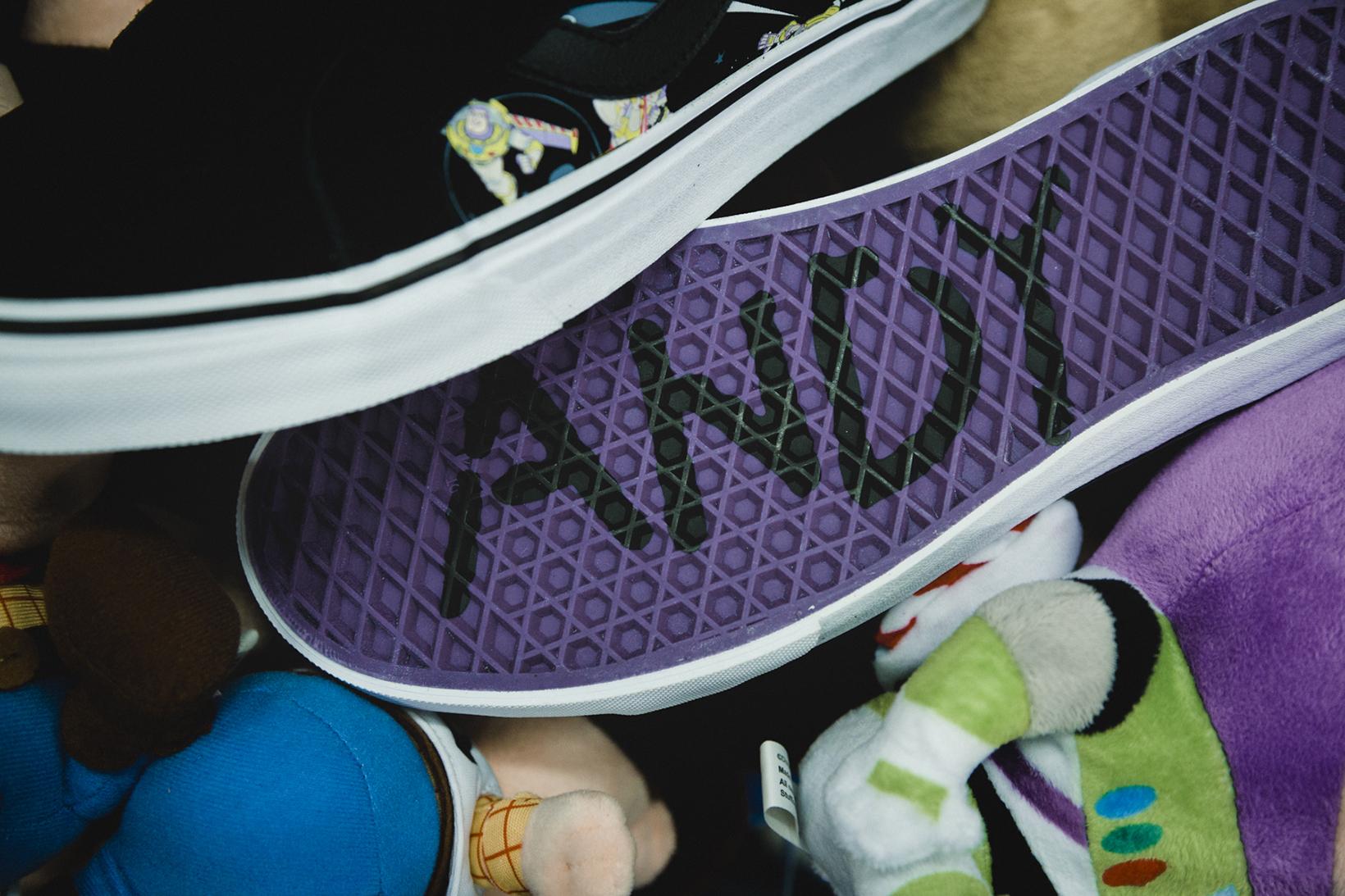 Toy Story Vans Sneakers Woody Buzz Lightyear Disney - 1765039