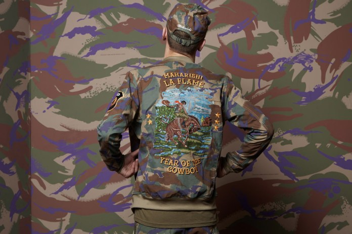 Here's Another Chance to Cop the Travis Scott x maharishi Collection