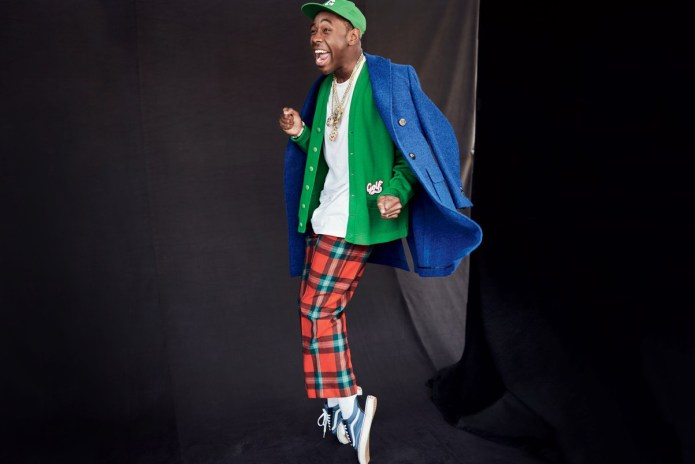 "Tyler, The Creator Says Frank Ocean's 'Blonde' Turned Him Into a ""Fanboy"""