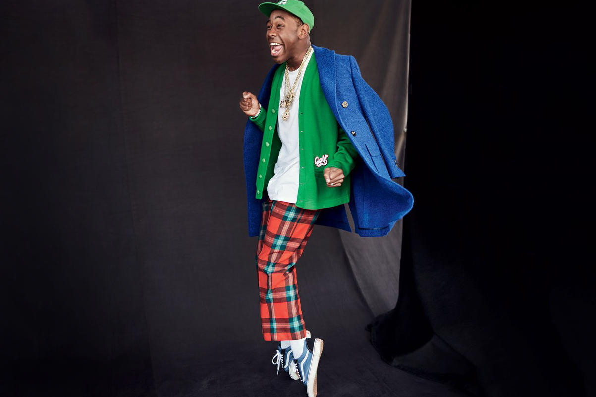 """Tyler, The Creator Says Frank Ocean's 'Blonde' Turned Him Into a """"Fanboy"""""""