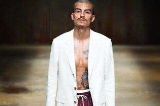Umit Benan's 2017 Spring/Summer Collection Offers a Heavy Dose of Western Influence