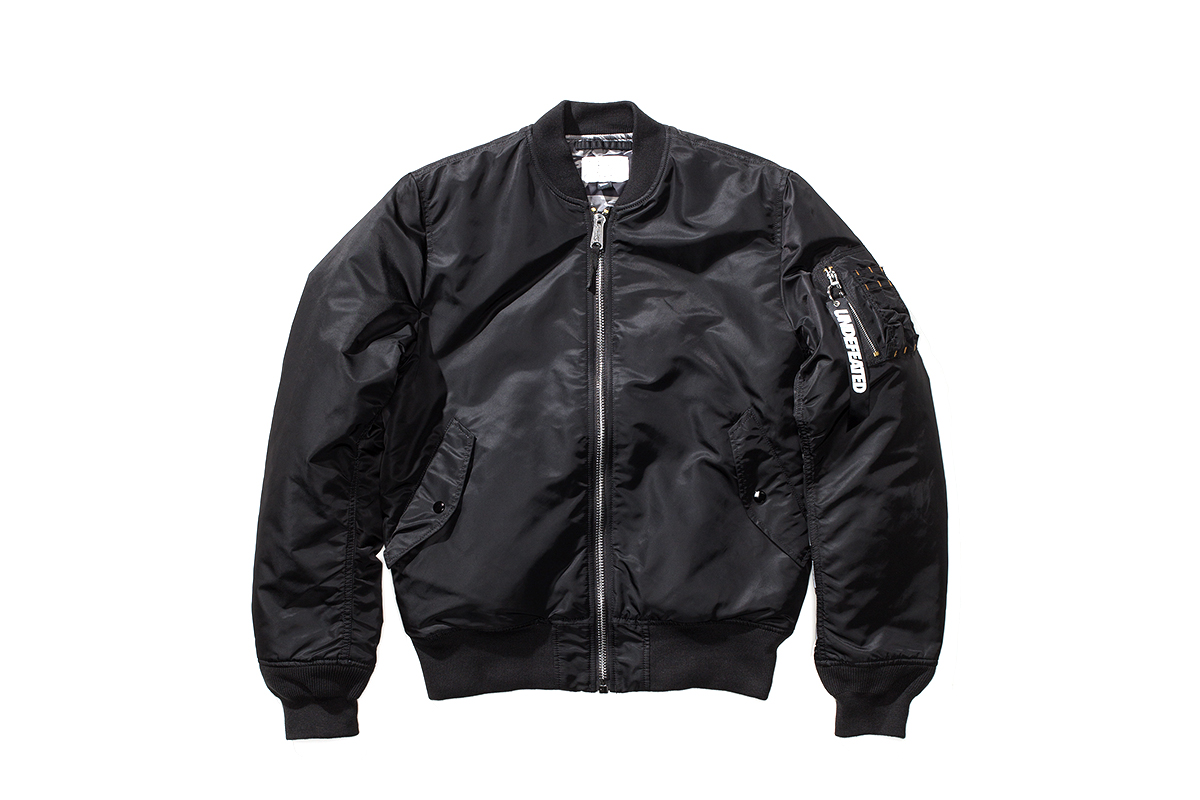 UNDEFEATED Collaborates With Alpha Industries on a Reversible MA-1