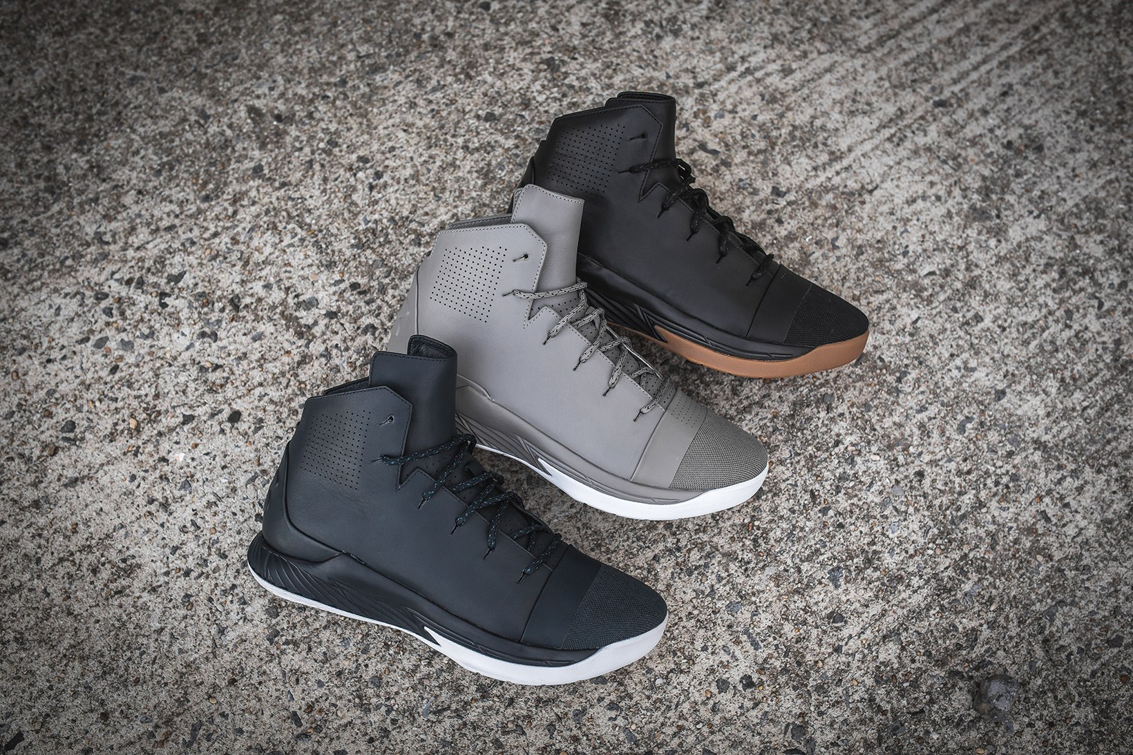 Under Armour's New Primo Lifestyle Silhouette Is Top Quality