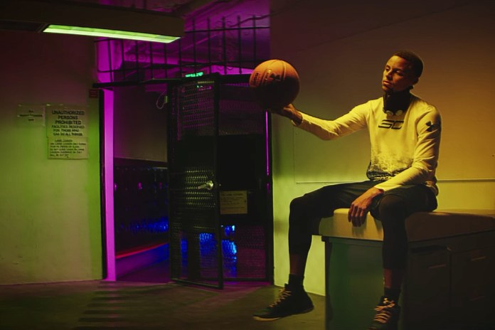 Stephen Curry Puts the Past Behind Him in New Under Armour Curry 3 Spot
