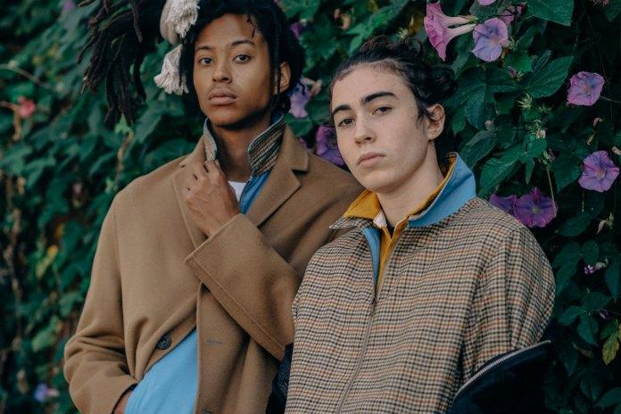 """Union Los Angeles Presents """"We Wear Coats in LA"""" Editorial"""
