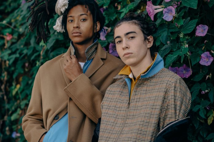 "Union Los Angeles Presents ""We Wear Coats in LA"" Editorial"