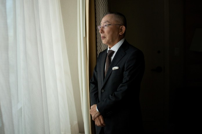 Uniqlo's Tadashi Yanai Reveals the Keys to Success
