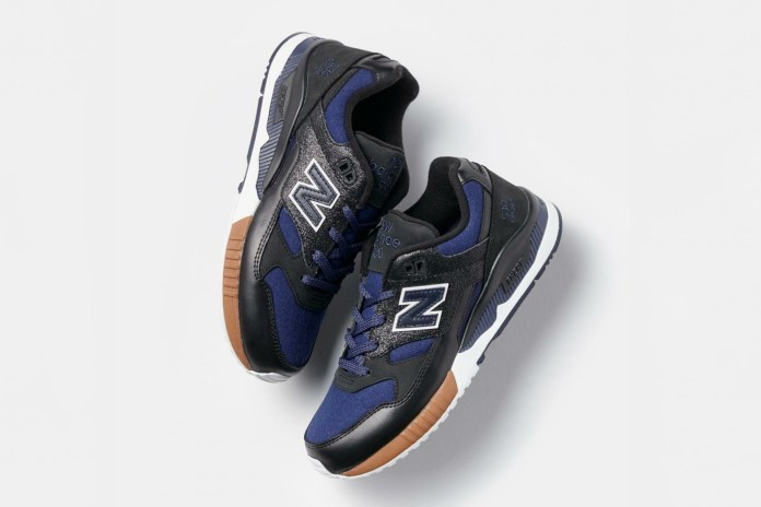 United Arrows Reinterprets the New Balance 530