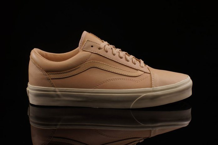 "Vans Wraps the Old Skool in ""Vachetta Tan"""