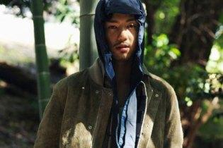 vendor's Newest Editorial Spotlights Japanese Winter Wear