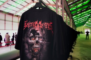"""Vetements and MATCHESFASHION Unveil """"Official Fake"""" in Seoul Garage Sale"""