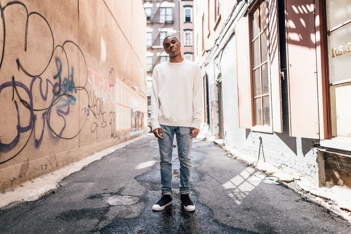 Vince Staples Stars in the Latest Converse Essentials Collection Lookbook Shot in NYC
