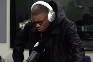 Watch Vince Staples Spit an Intense Freestyle