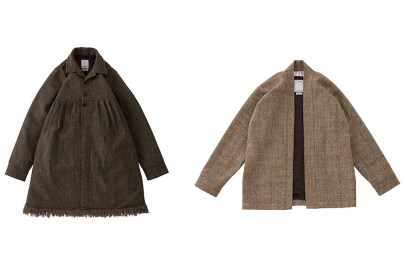 visvim Visits the Outer Hebrides to Develop Latest Tweed Garments