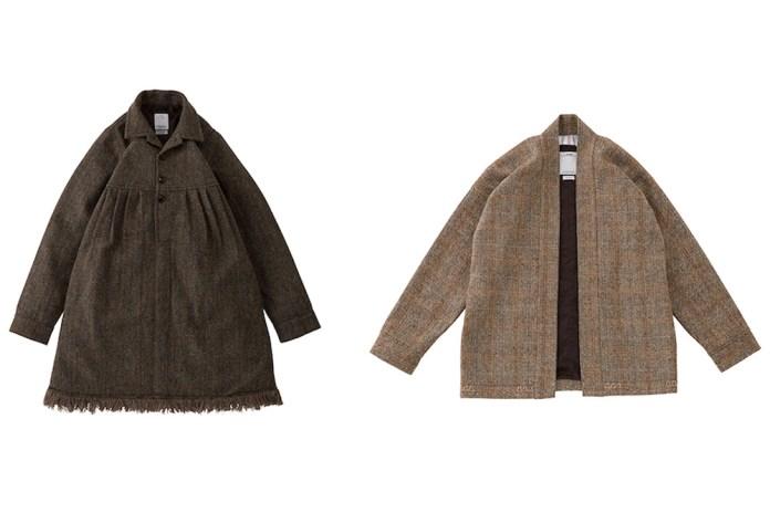 visvim Visits the Outer Hebrides to Develop Latest Tweed Garments