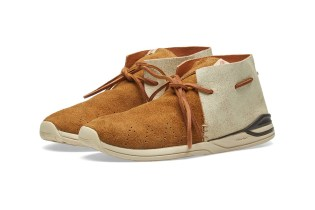 The visvim HURON MOC-FOLK Possesses Earthy Accents for 2016 Fall/Winter