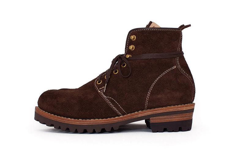 visvim Returns the ZERMATT BOOTS-FOLK for Its 2016 Fall/Winter Footwear Range