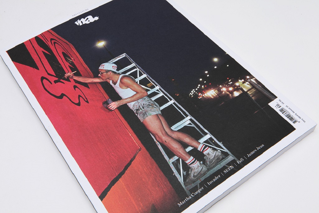 'VNA' Magazine Issue 34 Celebrates 10 Years of Independent Media