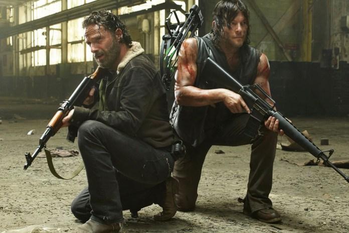 'The Walking Dead' Renewed for Eighth Season Ahead of Its Season Seven Premiere