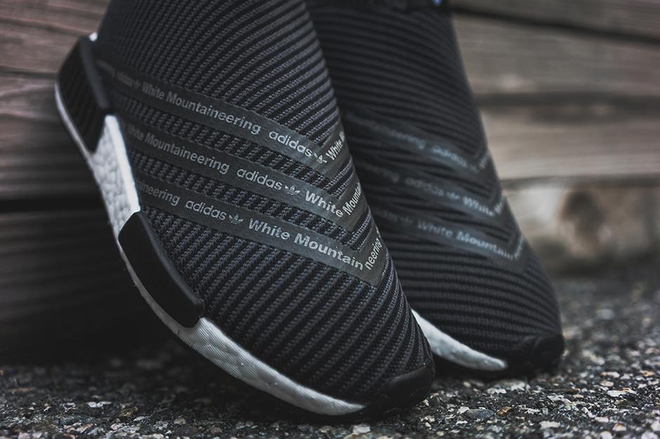 kjxizw White Mountaineering x adidas NMD City Sock Black   HYPEBEAST