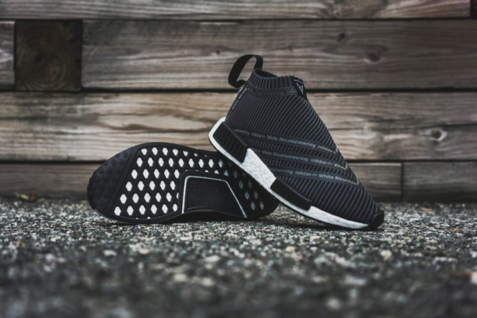 White Mountaineering x adidas Originals NMD City Sock